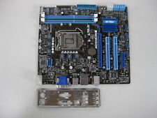 ASUS P8H67-M LX Motherboard Socket LGA 1155 DDR3 Intel H67 Micro ATX I/O Shield