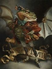 """The Insatiable Mr. Toad"" By Heather Theurer"