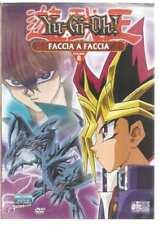 DVD YU-GI-OH! 8 FACCIA A FACCIA ANIME MANGA