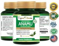 ORGANIC Anamu Natural Supplement Detoxifier & Immune Support 120 Capsules 1250MG