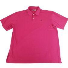 New listing Callaway C-Tech Polo Shirt Men's Size XXL Purple Short Sleeve Casual Golf Rugby