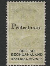 BECHUANALAND-  SG49 5/-MINT NO GUM -FINE- CAT£1300