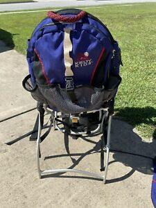 Kelty KIDS Backcountry Child Carrier removable backpack
