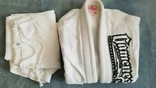 Gameness White competition Jiu Jitsu Gi size A2
