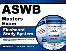 ASWB Masters Exam Flashcard Study System : ASWB Test Practice Q's and Review