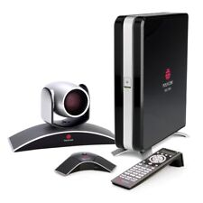 Polycom HDX 6000 with Latest 3.1.12 Firmware & Warranty
