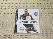 NBA Live 09 per PlayStation 3 ps3 PS 3 * OVP *