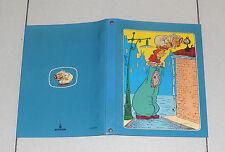 Quaderno Copertina ad anelli NICK CARTER Ruggeri 1977 BONVI