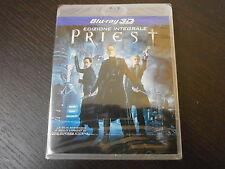 PRIEST in 3D - FILM IN BLU-RAY 3D - NUOVO DA NEGOZIO - SPEDIZIONE SOLO € 4,90