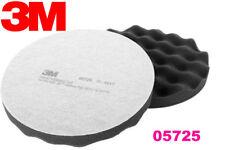 3M 05725 8 Inch Single-Sided Foam Polishing Pad 5725 (Two Pads per Bag)