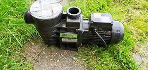 Certikin Aquaspeed 1.5HP Swimming pool pump