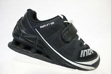 INOV-8 Fastlift 325 Black Sz 7 Women Weight-Lifting Shoes
