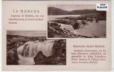 POSTAL LA MANCHA. Lagunas de Ruidera. Ref: TC00237