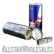 Energy Drink Diversion Safe Can 8.4oz - Hide Protect Secure Valuables Jewelry