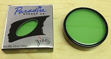 Mehron Paradise Makeup AQ 40g Lt. Green Face Paint, Body Paint