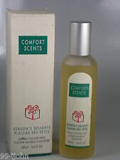 Avon COMFORT SCENTS SEASON'S DELIGHTS COLOGNE SPRAY 3.4 ozs. NEW IN BOX