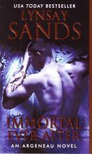 Lynsay Sands  Immortal Ever After  An Argeneau Novel  Paranormal Romance Pbk NEW