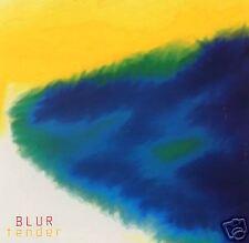 BLUR Tender 5TRX w/ RARE RADIO EDIT PROMO RADIO DJ CD Single GRAHAM COXON