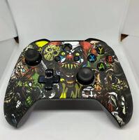New Custom Wireless Microsoft Xbox One Horror Party Controller w/ 3.5mm Jack
