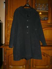 manteau lainage femme