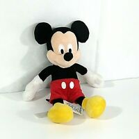 Disney Mickey Mouse Stuffed Animal Plush Toy 9 inch