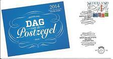 Nederland - FDC 703 Dag van de Postzegel