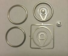 Detail Master 3120	1/24-1/25 Halo Billet Steering Wheel Kit