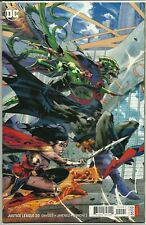 DC COMICS JUSTICE LEAGUE #20! NM! LEFT COVER!