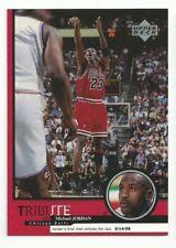 1999-00 Upper Deck Tribute to Michael Jordan 6/14/98 #30
