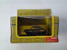 German Type 166 Schwimmwagen Classic Armor Diecast