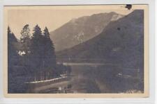 AK Lunz am See, Lunzer See, Foto-AK 1917