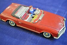 WORKING! PROGRAMMABLE BATTERY OPERATED ALPS MERCEDES 230SL TOY CAR