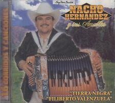 NACHO HERNANDEZ TIERRA NEGRA CD NUEVO