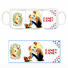 Candy Candy Terence Anthony Procione Clean Tazza Ceramica Mug Cup Anime Manga