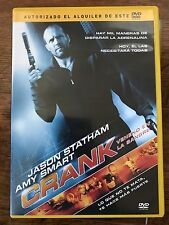 Jason Statham Amy Smart CRANK ~ 2006 Cult Action Film Spanish DVD
