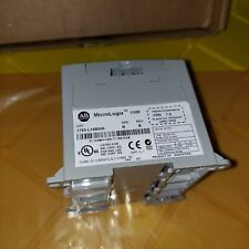 Allen Bradley 1763-L16BWA Micrologix 1100 Ser. B Rev C FRN 9.0 1763-MM1 WRNTY
