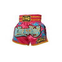 TOP KING Womens Muay Thai Fighting Kickboxing Boxing Shorts Youth Junior Girls