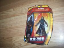 "DC MULTIVERSE SCARECROW Figure  4"" NEW  Unopened  action figure BATMAN ARKHAM KN"