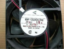 MMF-12D24DS-RN8 120x38mm Fan 24V 0.36A  810-1