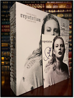Reputation Stadium Tour Collector's Box with ✎SIGNED♫ Photo by TAYLOR SWIFT New