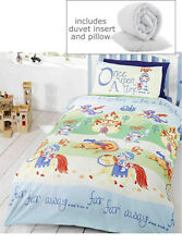 Knights and Dragons Themed Toddler / Junior Bedding Bundle 9.0 Tog 120 x 150 cm