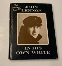 Vtg Beatles Bk 1964 by John Lennon IN HIS OWN WRITE Paul McCartney Intro 1st Ed.