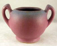 Niloak Open Sugar Bowl Ozark Dawn II Lewis Glaze George Peterson Design Vintage