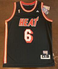 Rare Adidas HWC NBA Miami Heat LeBron James Basketball Jersey
