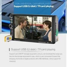 Bluetooth Car Stereo Audio In-Dash Aux Input Receiver SD/USB MP5 Player US STOCK