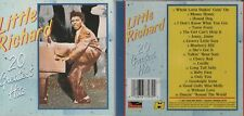 20 Greatest Hits by Little Richard CD