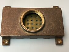 "Bronze Bilge Pump Strainer with 1 1/2"" Female Thread Outlet Boat Bilge Strainer"