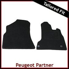 Peugeot Partner Tailored Carpet Car Mats NEW (2008 2009 2010 2011)