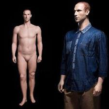Display Mannequin Male Dress Form High End MD-PLUSMAN