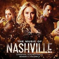 Nashville Cast - Music Of Nashville Original Soundtrack / Season 5 Volume 3 [CD]